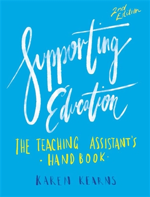 Supporting education the teaching assistants handbook buy supporting education fandeluxe Gallery