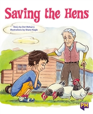 Saving the Hens - 9780170365727