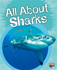 All About Sharks - 9780170365734