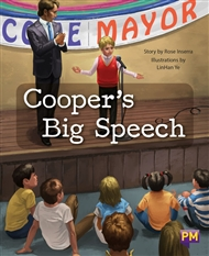 Cooper's Big Speech - 9780170365796