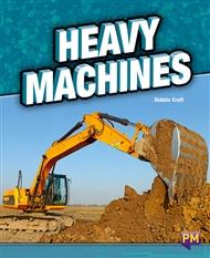 Heavy Machines - 9780170365857