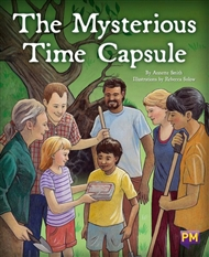 The Mysterious Time Capsule - 9780170365864