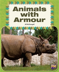 Animals with Armour - 9780170365888