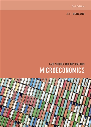 Microeconomics: Case Studies and Applications - 9780170365932