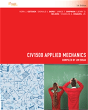 CP1007 - CIV1500 Applied Mechanics - 9780170365963