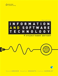 Information and Software Technology: A Project-Based Approach - 9780170365987