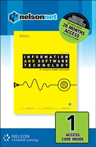 Information and Software Technology: A Project-Based Approach (1 Access Code Card) - 9780170366069