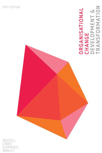 Organisational Change: Development and Transformation - 9780170366687
