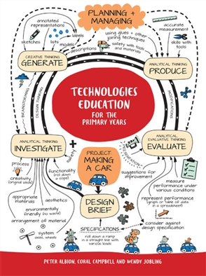 Technologies Education for the Primary Years - 9780170367684