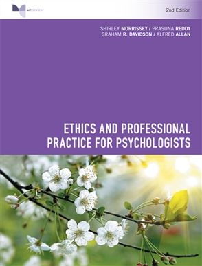 PP1038 - Ethics and Professional Practice for Psychologists - 9780170368520
