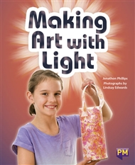 Making Art with Light - 9780170368940