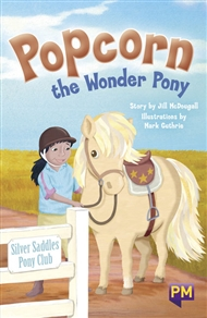 Popcorn the Wonder Pony - 9780170368971