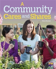 A Community Cares and Shares - 9780170368988