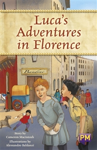 Luca's Adventures in Florence - 9780170369008