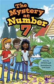 The Mystery at Number 7 - 9780170369039