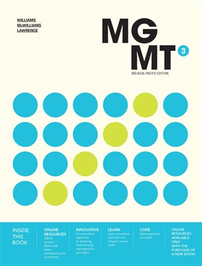 MGMT3 - 9780170369459