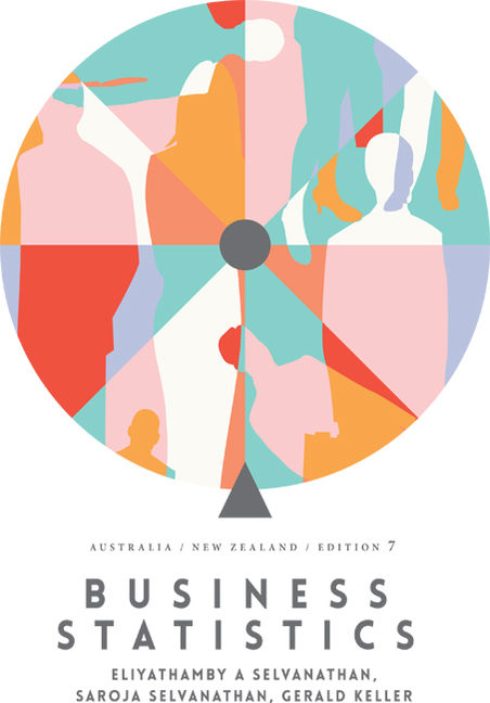 Business Statistics: Australia New Zealand - 9780170369466