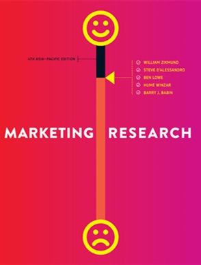 Marketing Research: Asia-Pacific Edition - 9780170369824