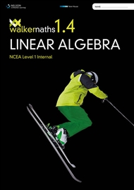 Walker Maths 1.4 Linear Algebra - 9780170370431