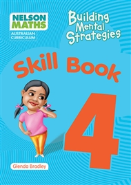 Nelson Maths AC Building Mental Strategies 4 - 9780170370578