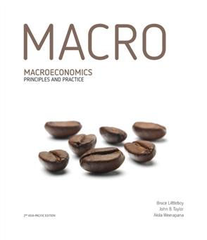 Macroeconomics Principles and Practice - 9780170372503