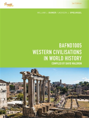 CP1053 - BAFND1005 Western Civilisations in World History - 9780170372640