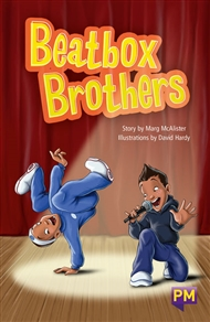 Beatbox Brothers - 9780170372954