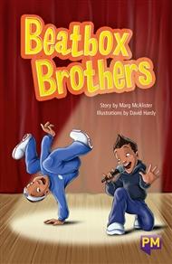 Beatbox Brothers - 9780170372954