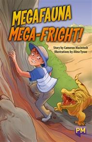 Megafauna Mega Fright! - 9780170372978