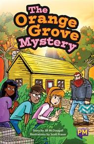 The Orange Grove Mystery - 9780170372992