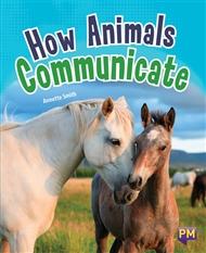 How Animals Communicate - 9780170373005