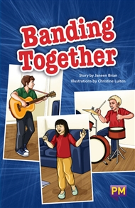 Banding Together - 9780170373074
