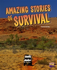 Amazing Stories of Survival - 9780170373111