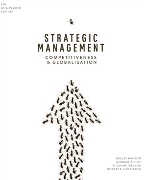 Strategic Management: Competitiveness and Globalisation - 9780170373159