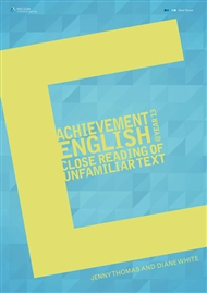 Achievement English @ Year 13 Close Reading of Unfamiliar Text - 9780170373319