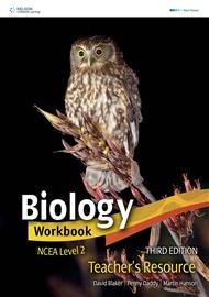 Biology Workbook NCEA Level 2 Teacher's Resource - 9780170373654