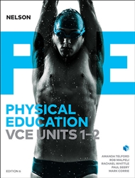 Nelson Physical Education VCE Units 1 & 2 (Student Book with 4 Access Codes) - 9780170373739