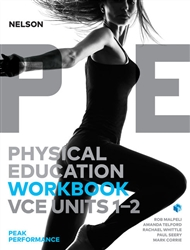 Nelson Physical Education VCE Units 1 & 2 Peak Performance Workbook - 9780170373814