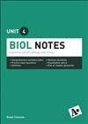 A+ Biology Notes VCE Unit 4