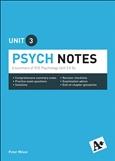 A+ Psych Notes VCE Unit 3
