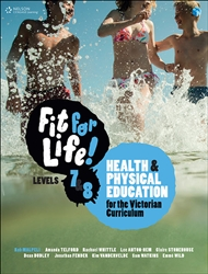 Fit for Life! for Victoria Levels 7–8 Student Book - 9780170376181