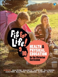 Fit for Life! for Victoria Levels 9–10 Student Book - 9780170376211