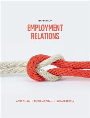 Employment Relations - 9780170376679