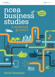 NCEA Business Studies: A Workbook @ Level 2 Revised Edition - 9780170376730