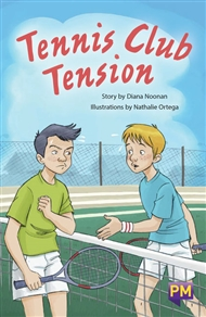 Tennis Club Tension - 9780170379366