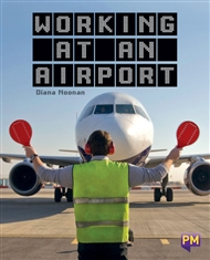 Working at an Airport - 9780170379403