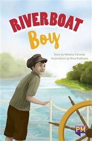 Riverboat Boy - 9780170379496