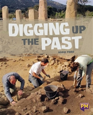 Digging up the Past - 9780170379533