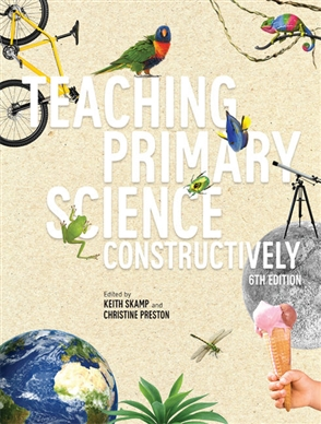 Teaching Primary Science Constructively - 9780170379717