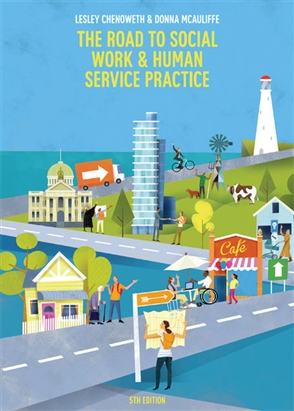 The Road to Social Work and Human Service Practice - 9780170380072